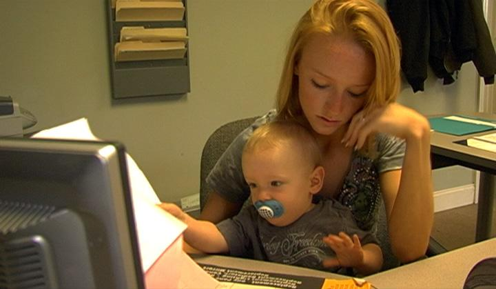"Maci Bookout (""Teen Mom"" Season 1)"