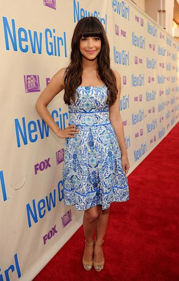 """New Girl"" screening and Q&A at the Academy of Television Arts & Sciences - Hannah Simone"