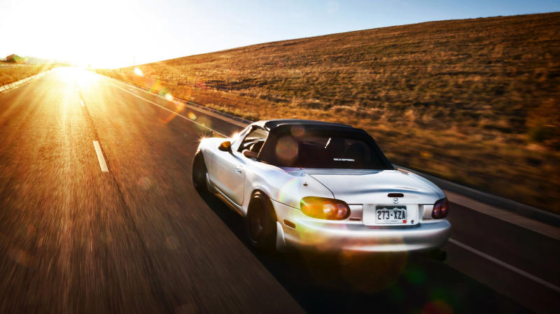 Happy Birthday, Mazda Miata: Flickr photo of the day
