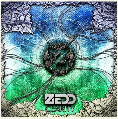 "This CD cover image released by Interscope Records shows their latest release, ""Clarity."" (AP Photo/Interscope Records)"