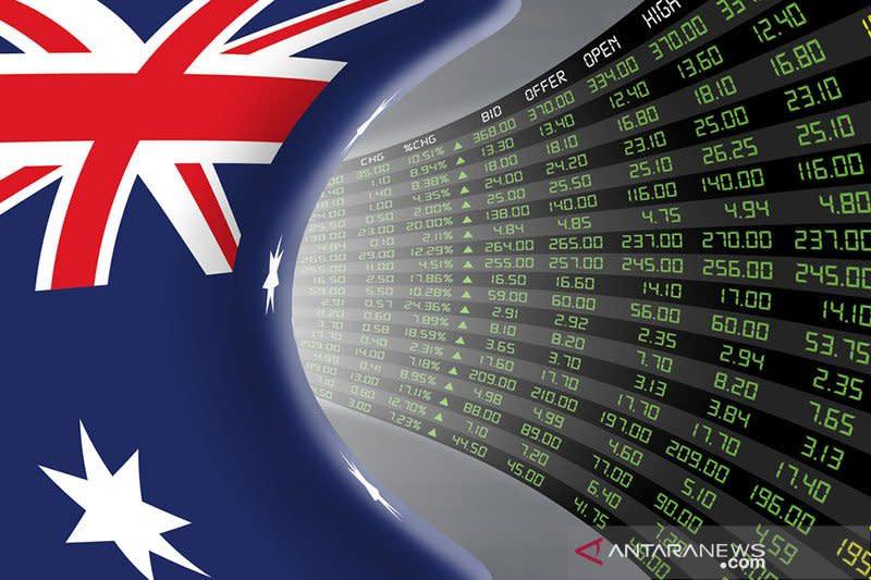 Saham Australia berakhir turun, hentikan kenaikan empat sesi beruntun