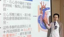 先天性心臟病非得「敞開心胸」?心導管技術治療免開刀!