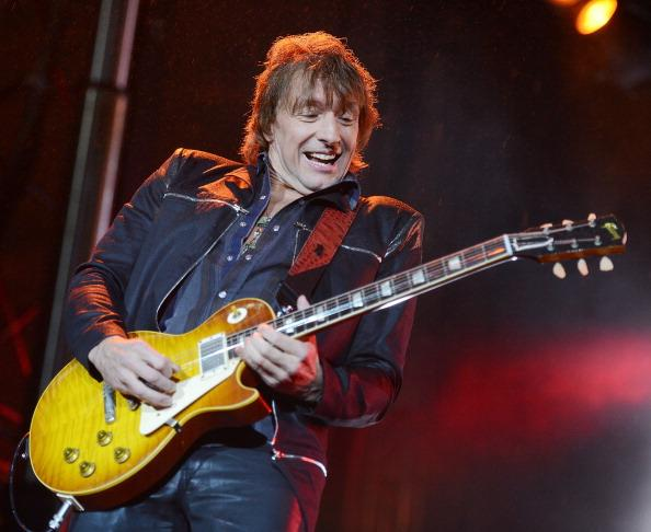 Richie Sambora Drops Out Of North American Bon Jovi Tour