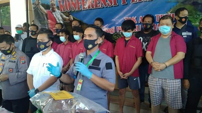 Para Pembunuh Asiong di Karo Sumut Terancam Hukuman Mati