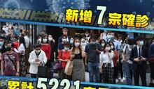 今增7宗確診 李鄭屋中途宿舍社工染病 曾帶8名院友外出踩單車