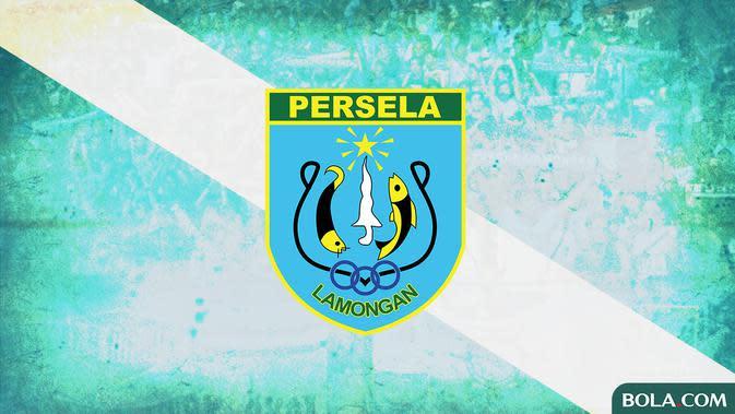 Persela Lamongan Logo (Bola.com/Adreanus Titus)