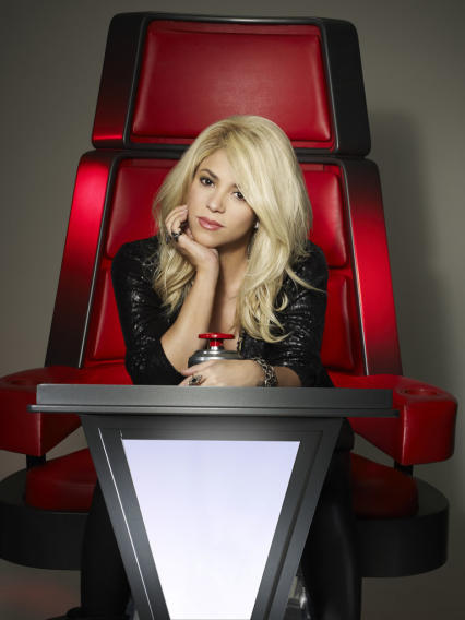 """The Voice"" - Season 4"