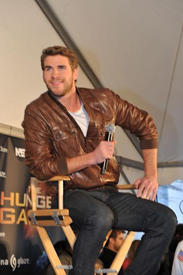 """The Hunger Games"" National Mall Tour Fan Event - Atlanta"