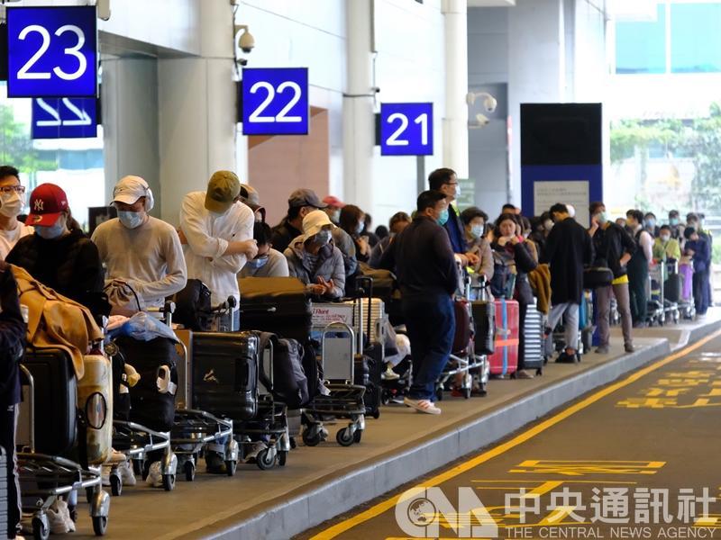 入境居家檢疫兩周 不可隱瞞旅遊史、病史
