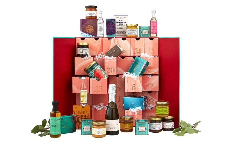 luxurious extravagant advent calendars