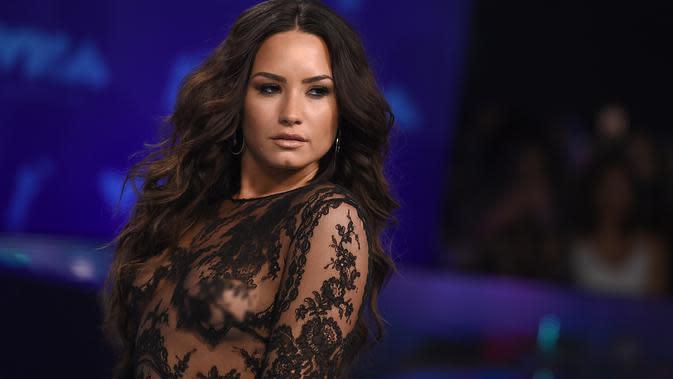 Demi Lovato. (Chris Pizzello/Invision/AP)