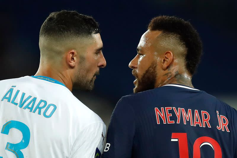 Neymar and Alvaro avoid sanctions