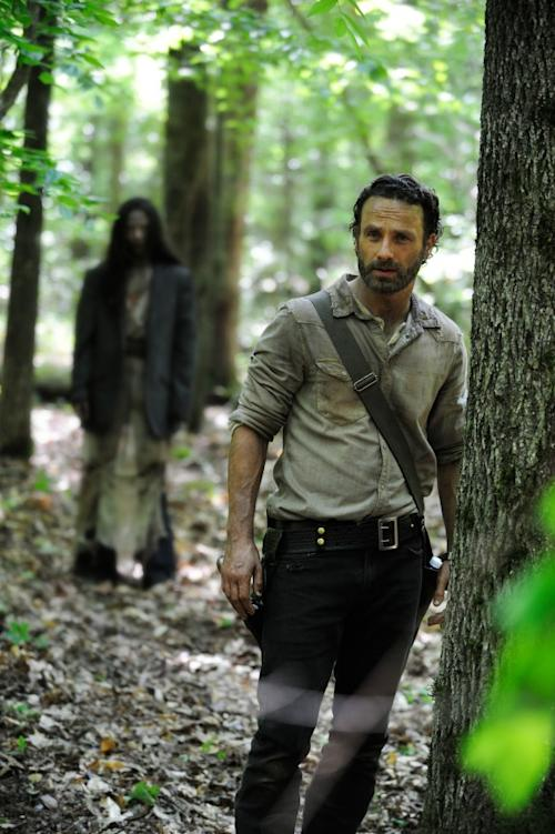 AMC Releases 1st Look At 'The Walking Dead' Season 4: Photo