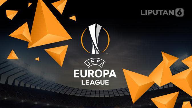 ilustrasi liga europa (Liputan6.com/Abdillah)