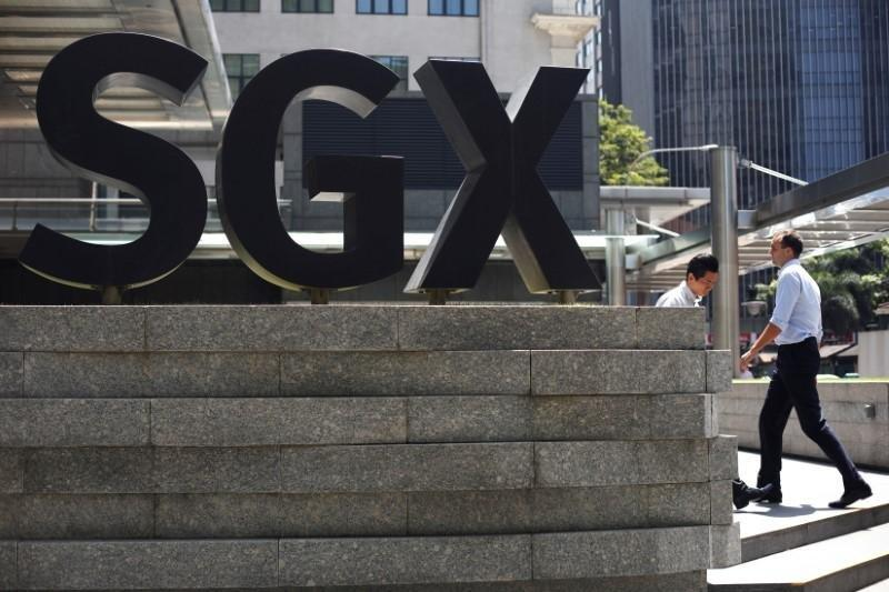 Bursa Saham Singapura jatuh, Indeks Straits Times anjlok 1,93 persen