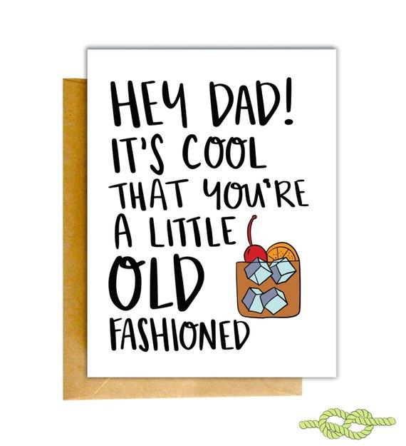 """<p><strong>KnottyCards</strong></p><p>etsy.com</p><p><strong>$4.50</strong></p><p><a href=""""https://go.redirectingat.com?id=74968X1596630&url=https%3A%2F%2Fwww.etsy.com%2Flisting%2F234253171%2Ffunny-fathers-day-card-stepdad-card&sref=https%3A%2F%2Fwww.countryliving.com%2Fshopping%2Fg3389%2Ffathers-day-cards%2F"""" target=""""_blank"""">Shop Now</a></p><p>Any cocktail connoisseur will crack a smile at this card.</p>"""