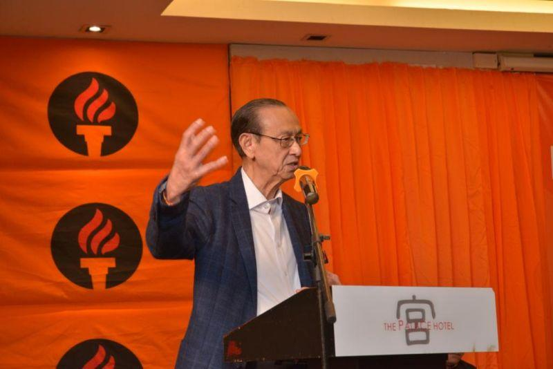 Tan Sri Chong Kah Kiat is expected to return as the leader of the LDP and may contest either in his hometown again or one of the state capital's urban seats. — Picture by Julia Chan