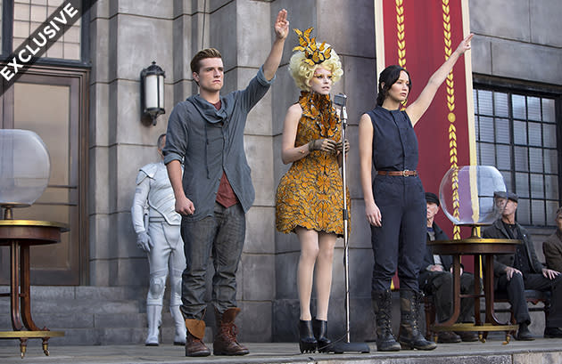 'Catching Fire' at Comic-Con: Who's Gonna Be There and What You're Gonna See
