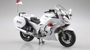 青島文化教材社推出YAMAHA「FJR1300P」成品模型