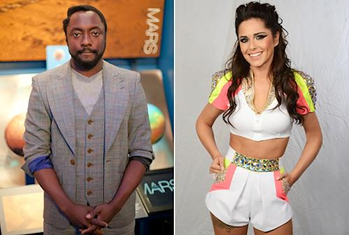 Will.i.am, Cheryl Cole in Car Crash After L.A. Studio Session