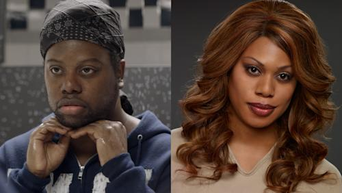 'Orange Is the New Black' Star Laverne Cox on Her Twin Brother's Surprising Role on the Netflix Series