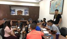 國際文化體驗營活動展開 甲中日南兩校體育班學生為主軸