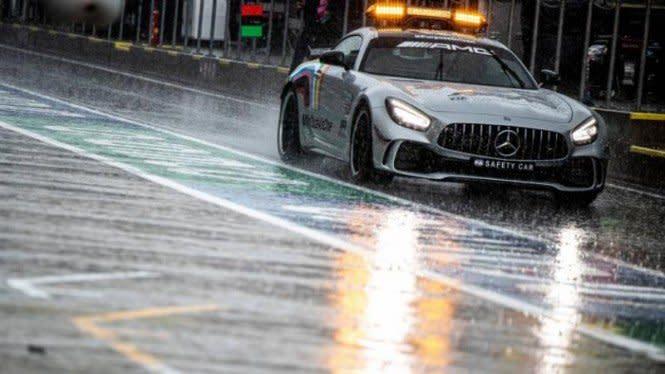 Hujan Lebat Ancam Kelangsungan F1 GP Styrian