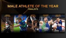 【話題】2020 年度男性最佳田徑運動員入圍者出爐!你看好誰奪下年度運動員?