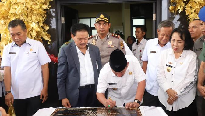 Hore, Kota Bandar Lampung Kini Punya Gedung Perpustakaan Keren