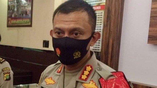 Polisi Cek CCTV saat Penyerangan Geng Motor Moonraker