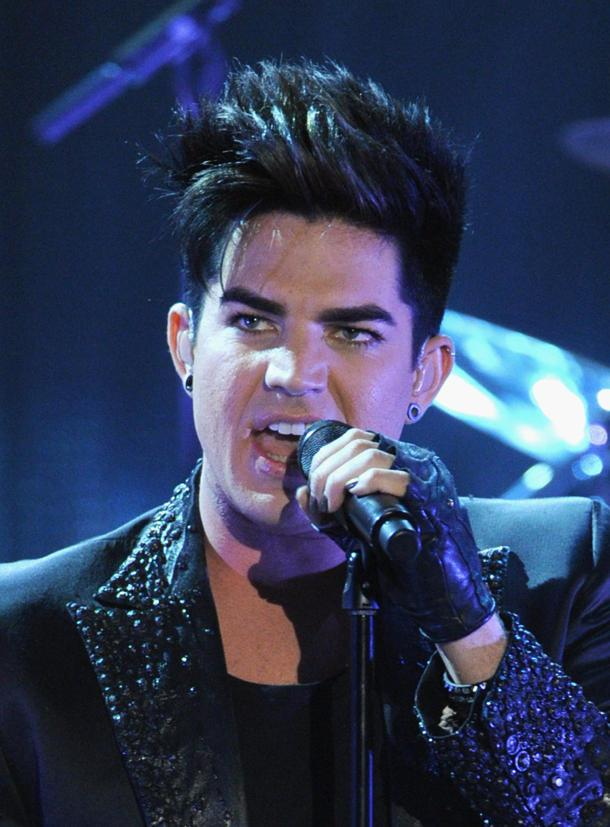 Adam Lambert Refuses to Do Covers Album, Splits From Label