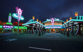 Cars Land Celebrates Premiere at Disney California Adventure Park, Bringing Radiator Springs to Life with Three New Attractions and Fuel-Driven Fun