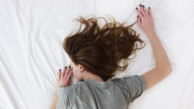 Posisi Salah Saat Tidur