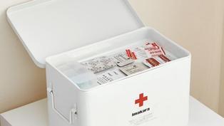 家庭外出必備醫療急救品