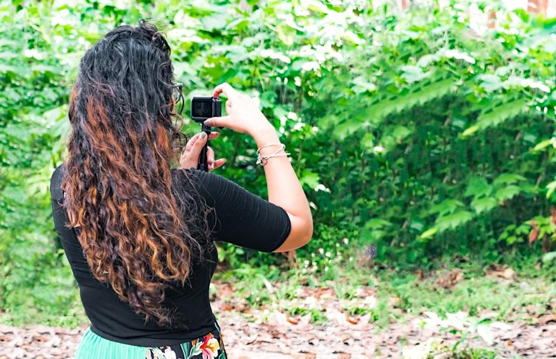 As tourism and photography go hand in hand, a few women in India have made a career out of it. Some of these women managed to spread the message of environmental conservation too.