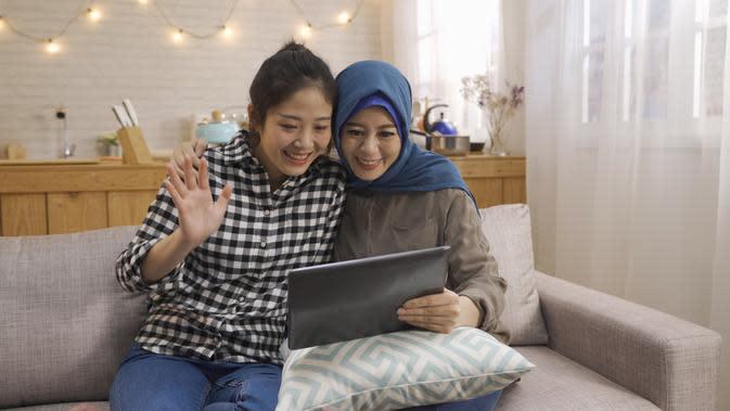 Wajib Dicoba, Ini Cara Bikin Lebaran Virtual Seru dan Meriah