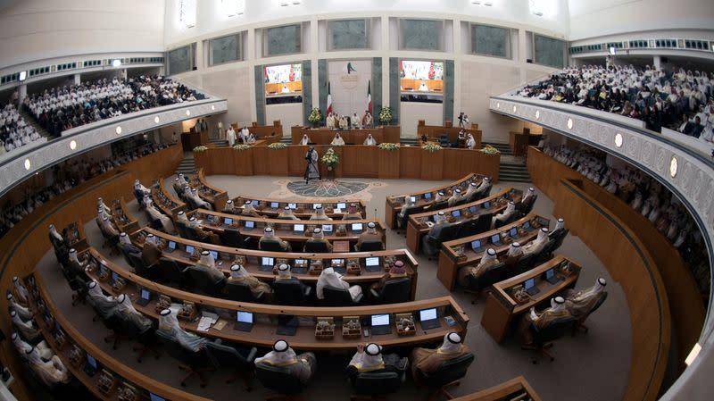 Kuwaiti opposition hopes new emir permits political 'detente'