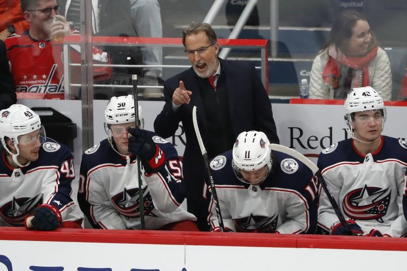 NHL fines Jackets coach Tortorella $20K for rant