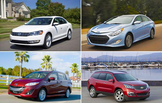 5 car deals to be thankful for