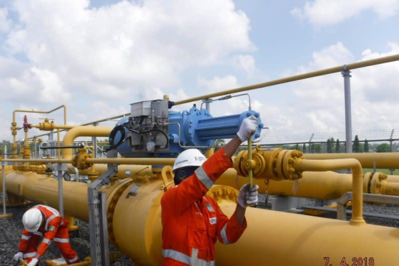 PGN mulai bangun pipa minyak Blok Rokan