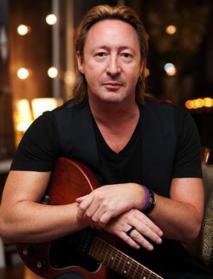 Julian Lennon At 50: It's Never 'Much Too Late' For Lennon Family Discord