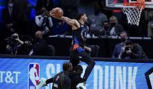 NBA》魔術強生對灌籃大賽失望