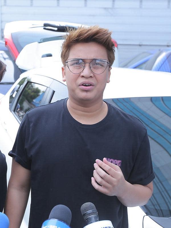 Billy Syahputra (Deki Prayoga/Fimela.com)