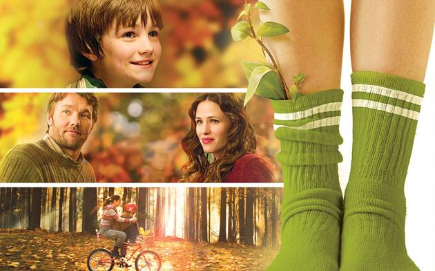 Yahoo! Movies Giveaway: 'The Odd Life of Timothy Green' Blu-ray