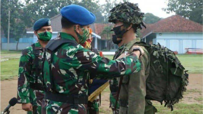 Setukba TNI AU Selesai, Siswa Diharapkan Lebih Giat Belajar