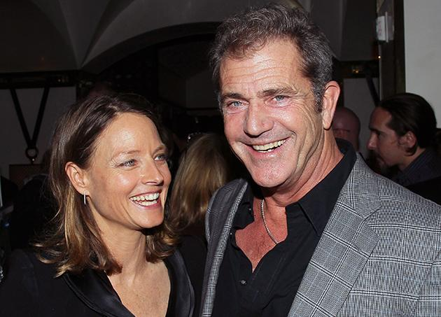 Jodie Foster and Mel Gibson discuss their loyal friendship