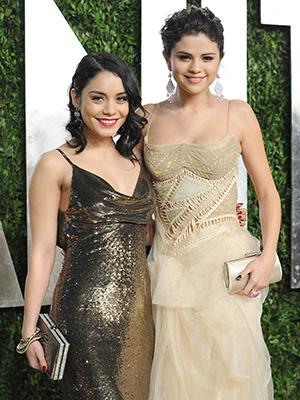 Selena Gomez and Vanessa Hudgens: Oscars party pals