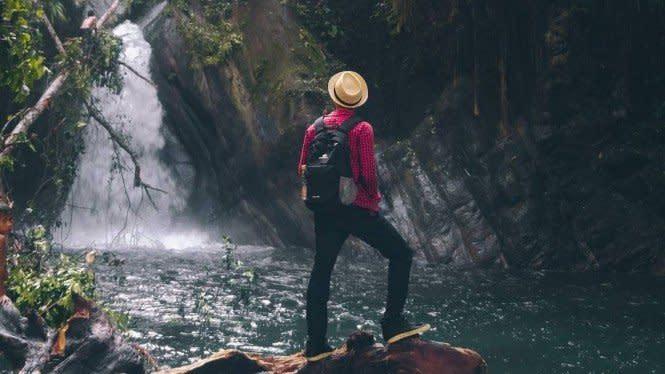 Air Terjun Bantimurung, Destinasi bagi Sang Petualang di Luwu Utara