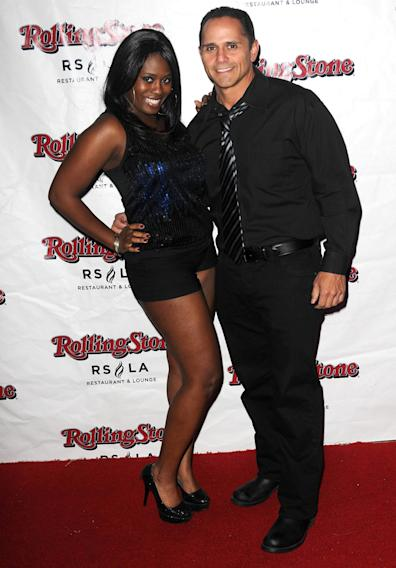Tennille Williams and Mario Martin