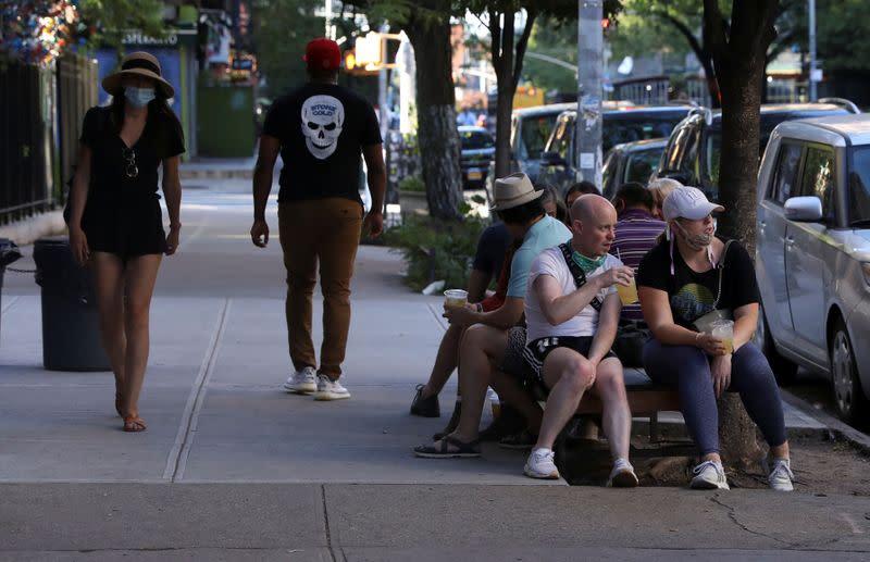 New York has lowest U.S. coronavirus infection rate, Cuomo says